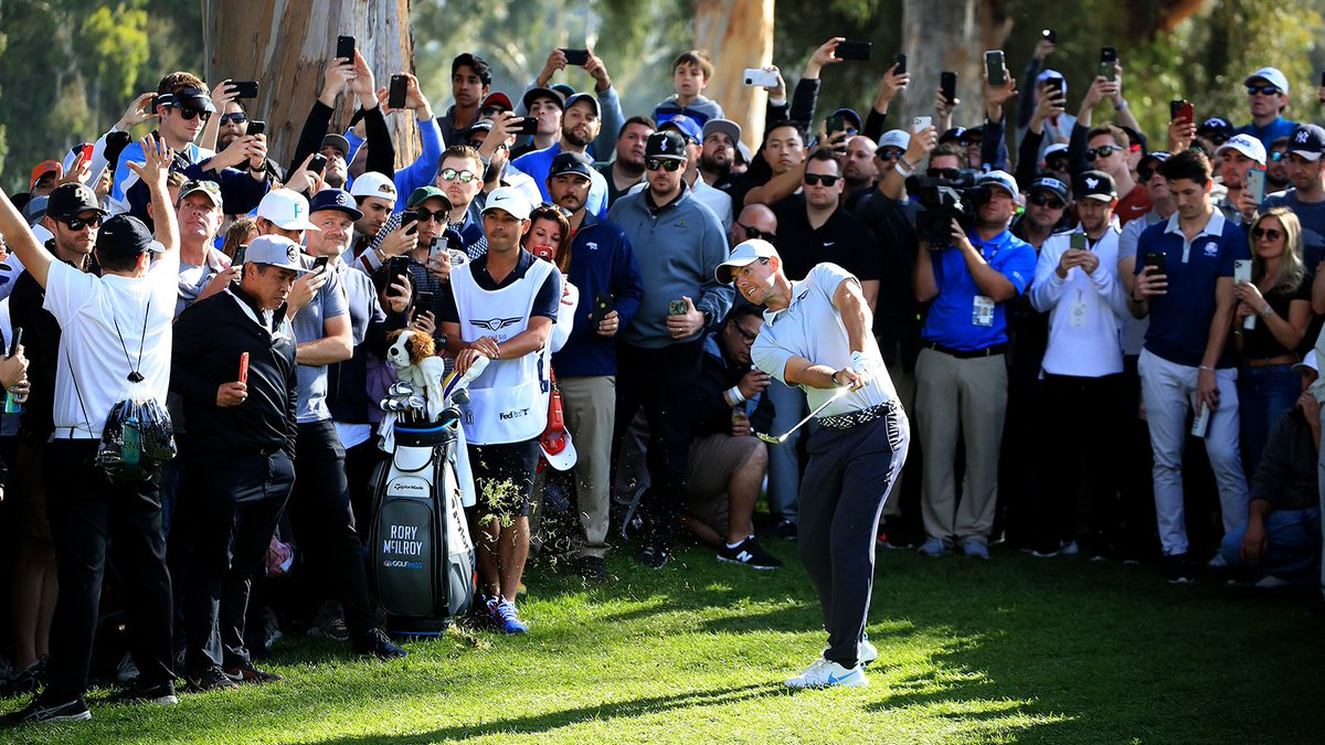 It was quite the week at Riviera.