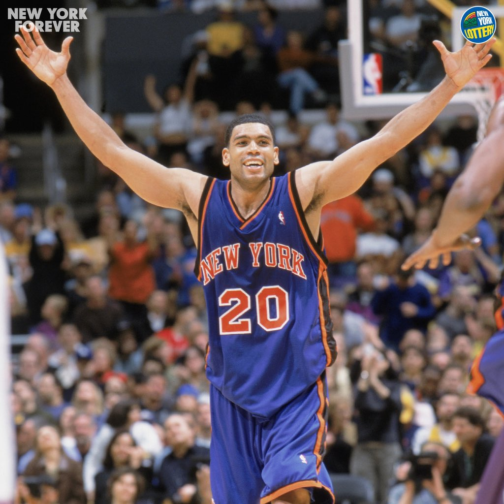 This Day in Knicks History: 2-time All-Star Allan Houston scored a career-high 53 points vs. Los Angeles in 2003 🎯