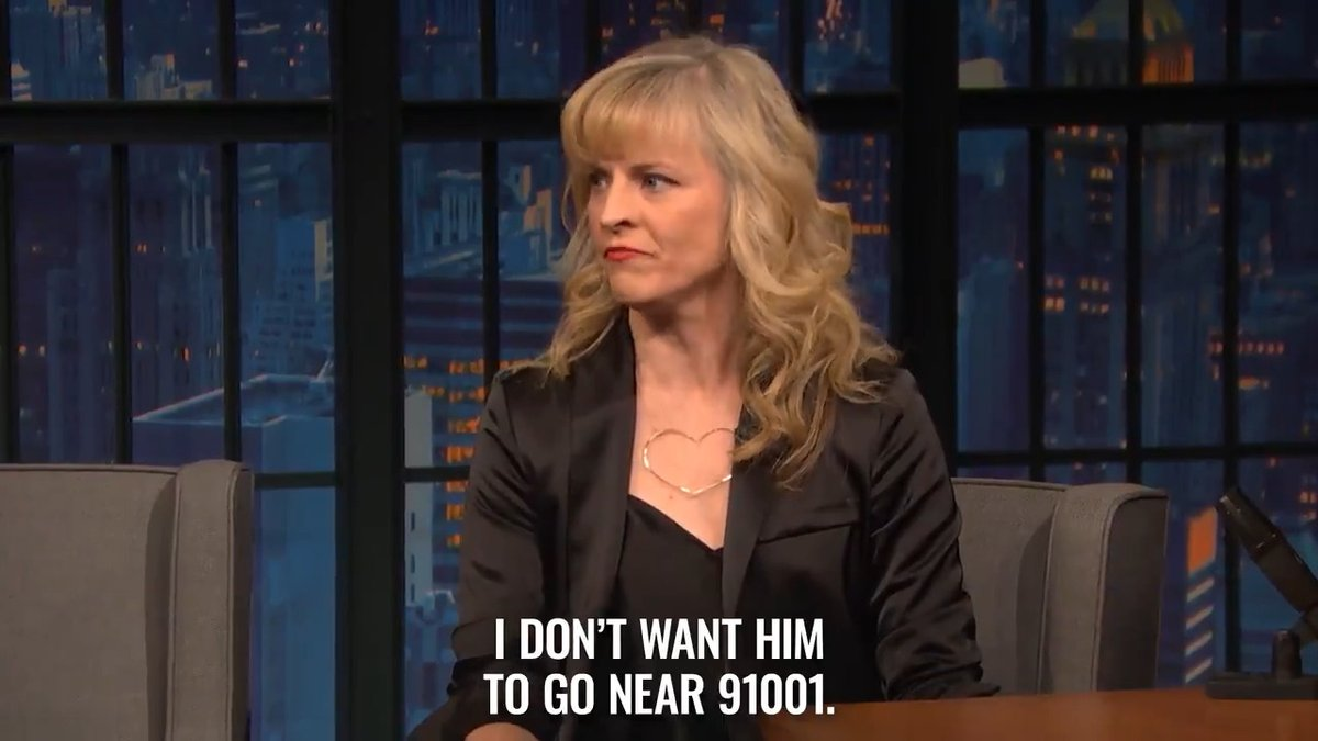 .@mariabamfoo tried to get a restraining order against President Trump.