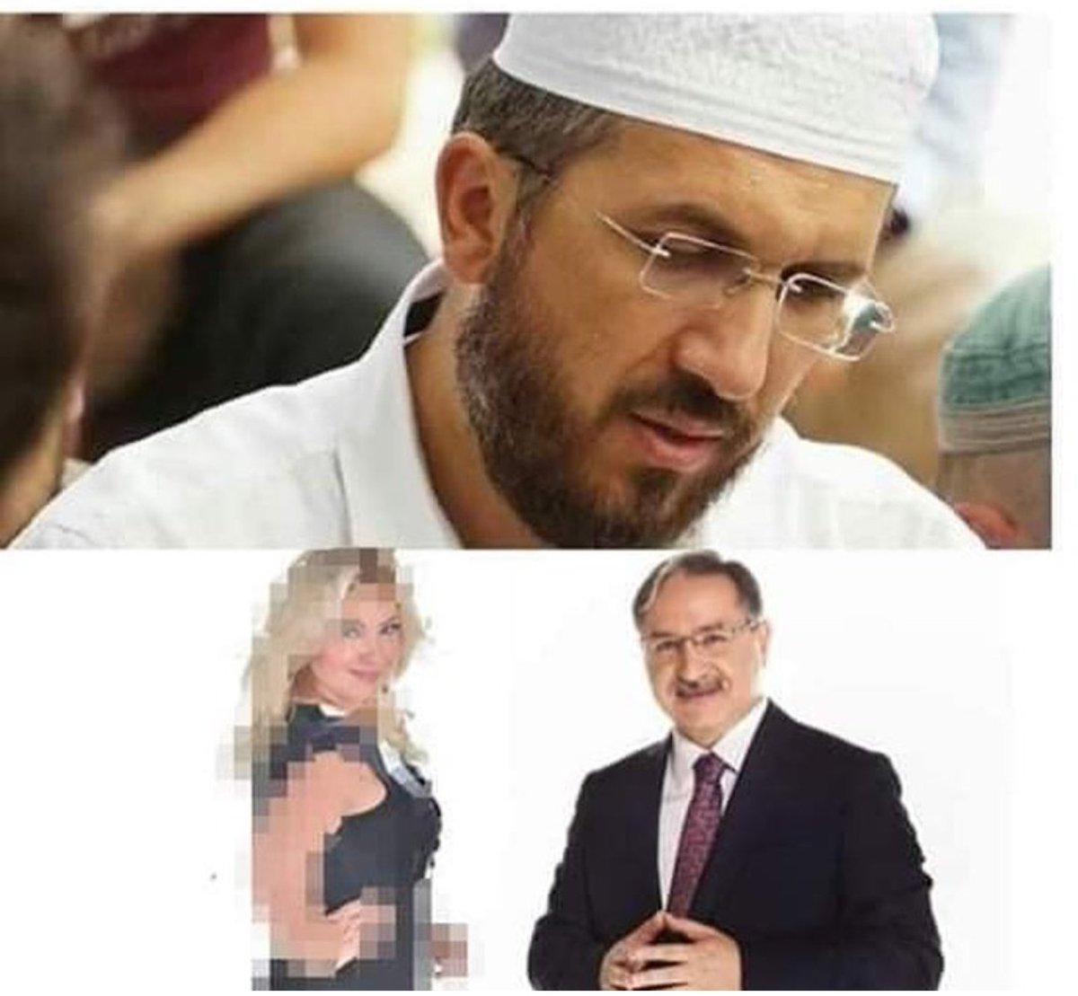 Biri kadının pantolon giymesi haramdır dedi Diyanetten kovuldu.(istifa etti)  Diğeri mini etekli kadınlarla dini program yaptı, Diyanet başkanlığı Baş Müşaviri oldu!... #ihsanşenocak @ihsansenocak