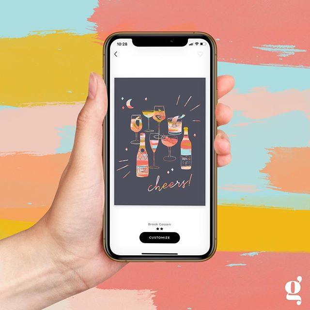 Pop into your pal's texts so you can pop bottles IRL. Givingli designed by @brookgossen #Givingli . . . . . #celebration #celebratelife #celebrateyou #creativehappylife #pursuepretty #petitejoys…  https://www.instagram.com/p/B8pILHpHibV/ via https://tweet.photopic.twitter.com/cA1TaflWCY