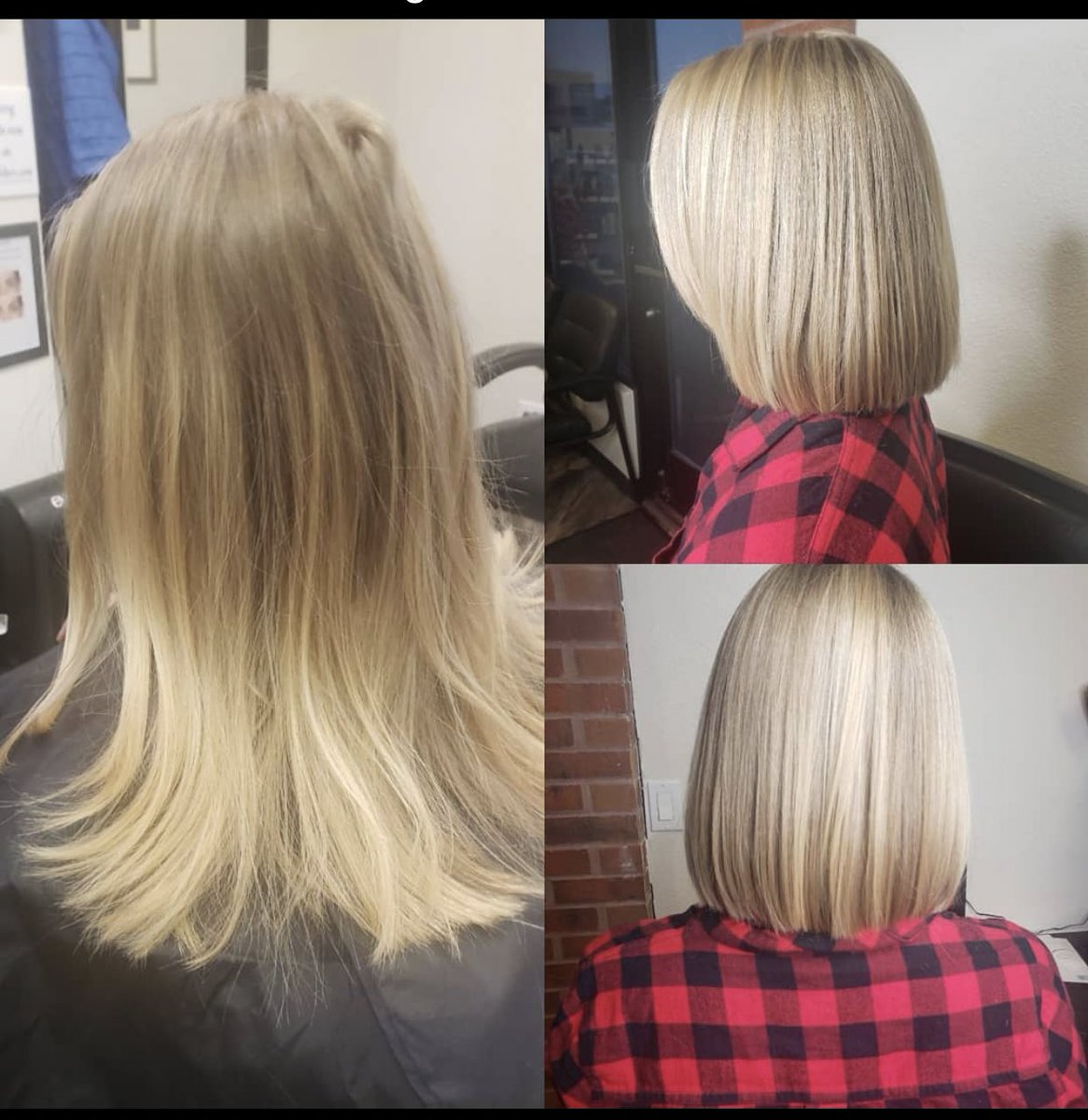 Schedule your #LongBob with Monica at http://HairLoungeGolden.com or call 303.278.1386 #longbobhair  #avedartists #avedacolor #avedahair #avedasalon #thehairloungegolden #modernsalon #behindthechair #303hair #303hairstylist #beforeandafterhair  @monica_loves_avedapic.twitter.com/28mnCfavtt – at The Hair Lounge