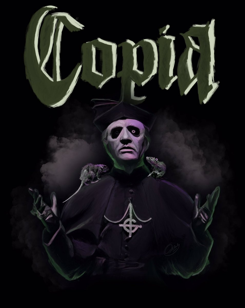 The Dark Horde scare curator. Use #darkhorde to join the darkness. RT @dannimikila: My favourite Cardinal #ghost #ghostbc #thebandghost #ghostband #cardinalcopia #ratsssspic.twitter.com/CV3qpyQ1vT