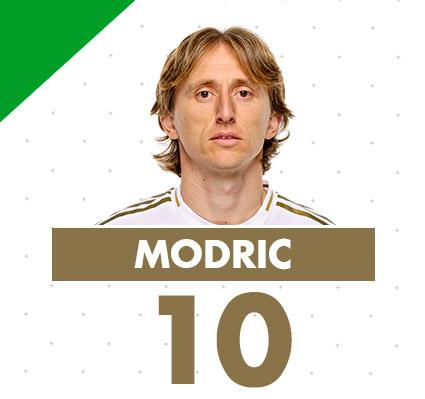 81' | 2-1 | 🔁 Nouveau changement. @ToniKroos est remplacé par @lukamodric10.  #RealMadridCelta | #HalaMadrid