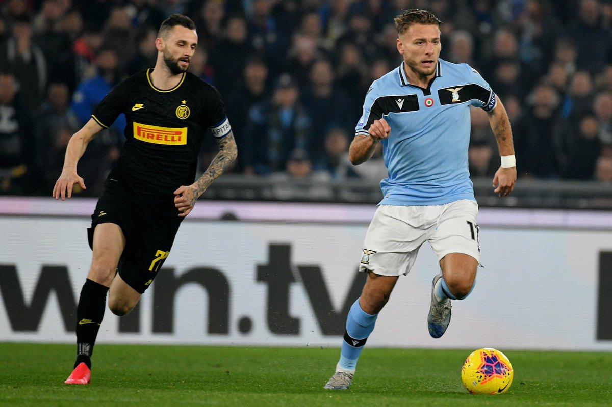 Lazio vs Inter Milan Highlights, 16/02/2020