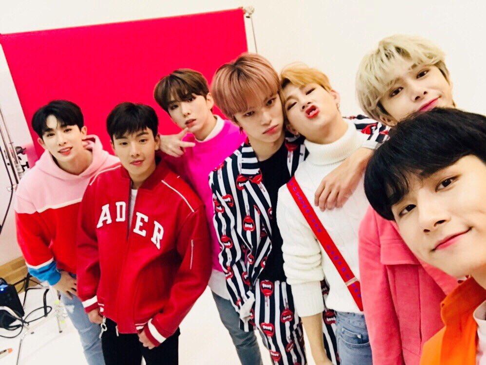 OK so before I go to bed. Just a little reminder that I'm a #Monbebe and that #MonstaXisMySomeone That I'm #AllAboutLuvForMX7 And that I'll always be there for #monstax Love you boys! 🥰❤️❤️❤️❤️❤️❤️❤️  #몬스타엑스_없인_못살아  @OfficialMonstaX @STARSHIPent @Epic_Records
