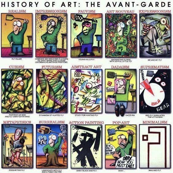 From our Friends in the Art History Department