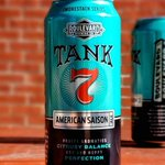 Image for the Tweet beginning: Tank 7 in cans. That's
