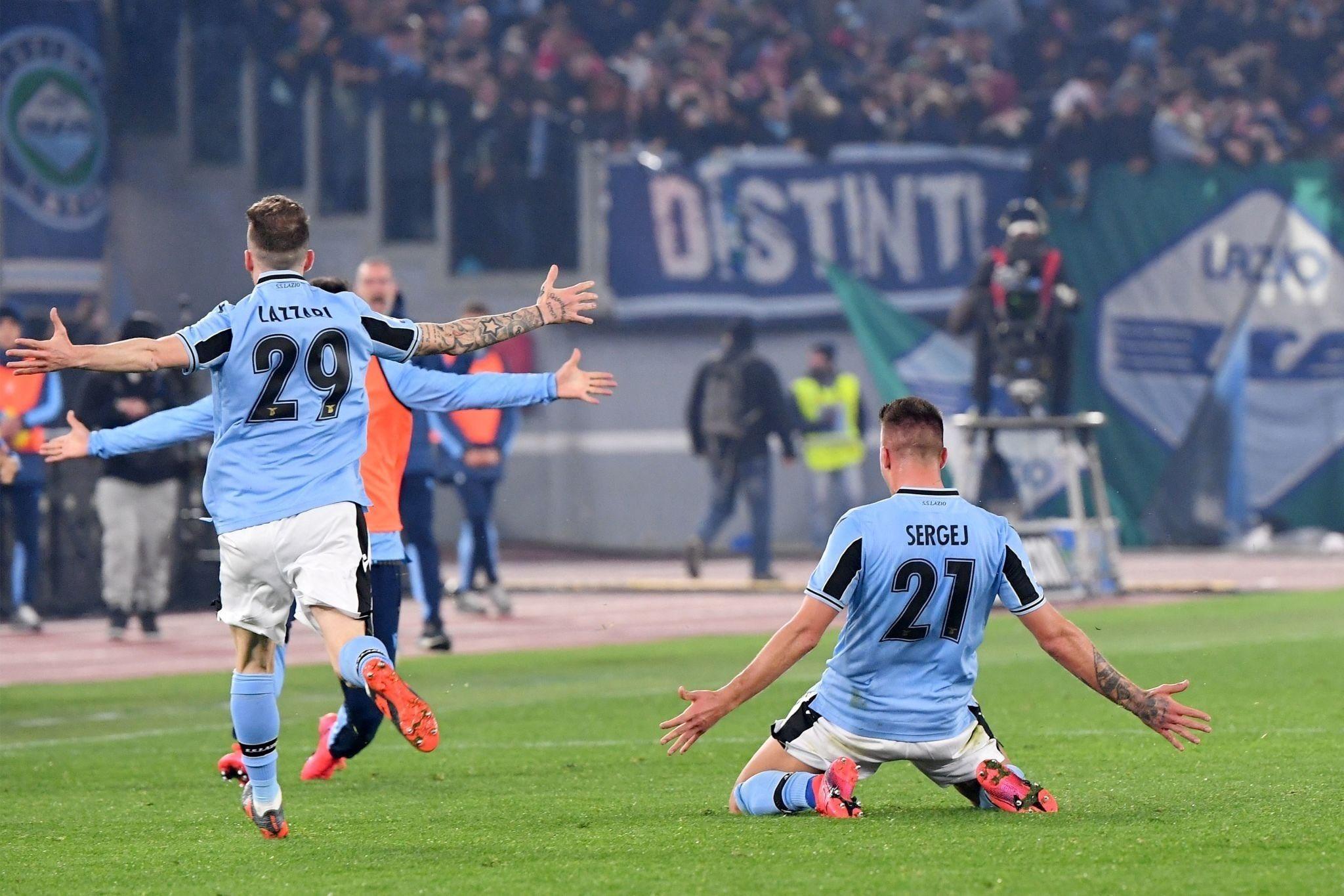 لاتسيو يقلب الطاولة على إنتر ميلان ويشعل صراع الدوري الإيطالي من جديد