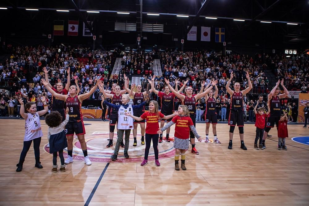 Already 1 week ago... Massive thanks to all our fans and people who support us on this amazing journey! To be able to share it, makes it so much bigger and powerful! Special thanks to my close ones. @TheBelgianCats @teambelgium @Tokyo2020 https://t.co/4DCi6LwQmP