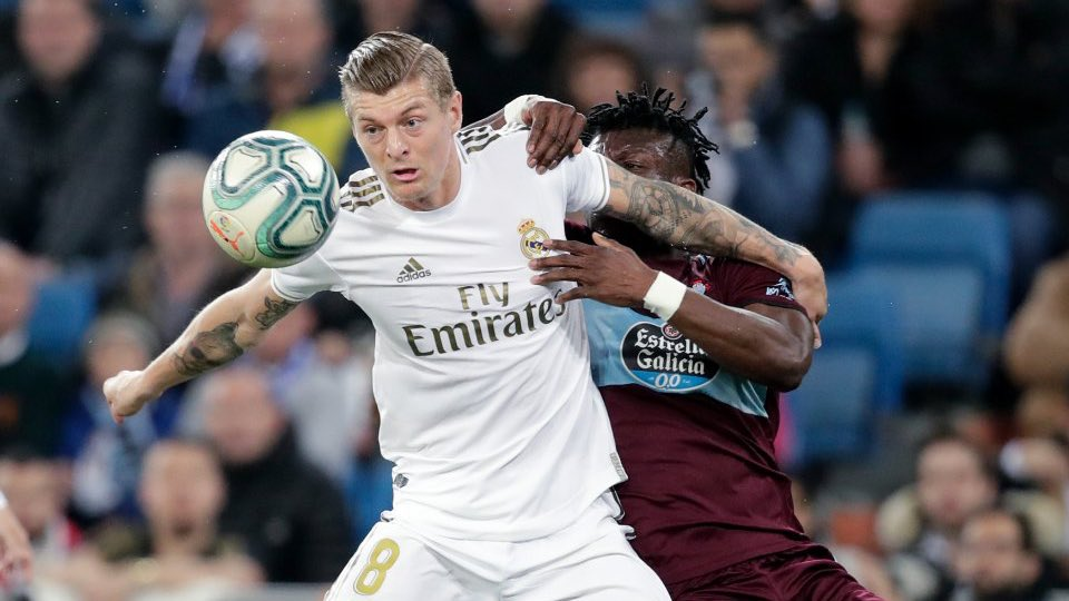 Real Madrid vs Celta Vigo Highlights, 17/02/2020