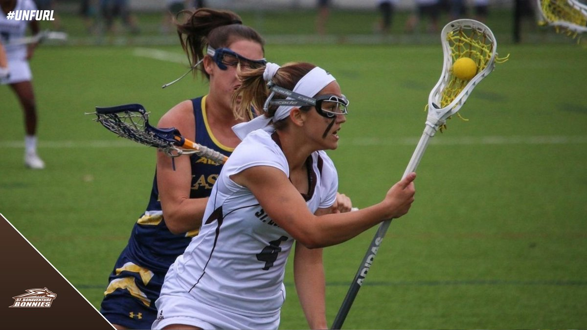 WLAX | Johnson Nets Six Goals To Cap Perfect Opening Weekend for @BonniesWLAX With 10-9 Win at CCSU  📰>>