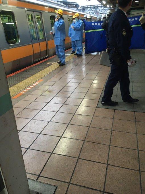 人身事故 国分寺 駅