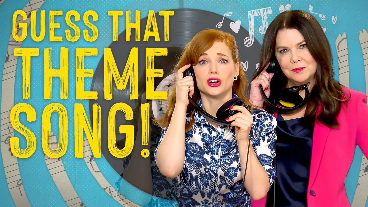 We welcome the @ZoeysPlaylist cast to the family... by immediately testing their NBC knowledge. 🎧🤔🎶