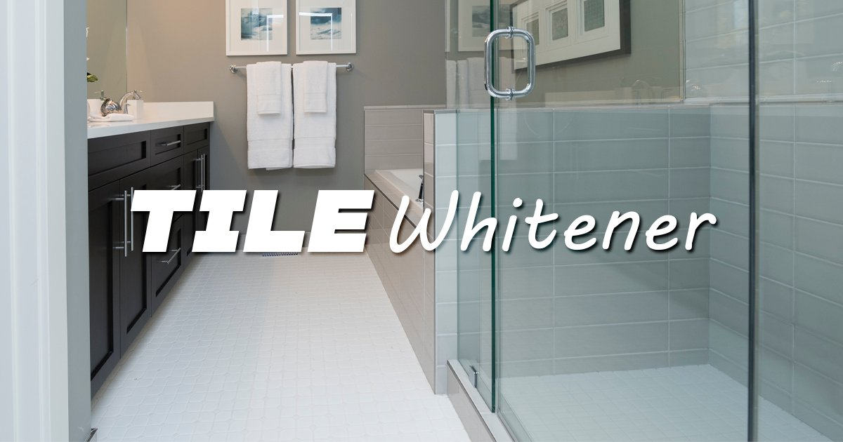 Use a whitening pen to keep tile grout looking clean and fresh.  #homeImprovement #homerenovation #design #family #remodeling #homedesign #homesweethome #inspiration #dreamhome #homedecor #house #hometips #home #ideaspic.twitter.com/Mx0mFE9vDJ