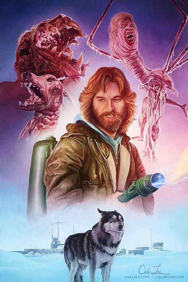 Art by Chelsea Lowe (@cmloweart) from The Thing Artbook. #outpost31 #thething #thething1982 #johncarpentersthething #johncarpenter #kurtrussell #rjmacready #cultfilm #cultclassic #fanart #printedinbloodpic.twitter.com/RPjEF84peT