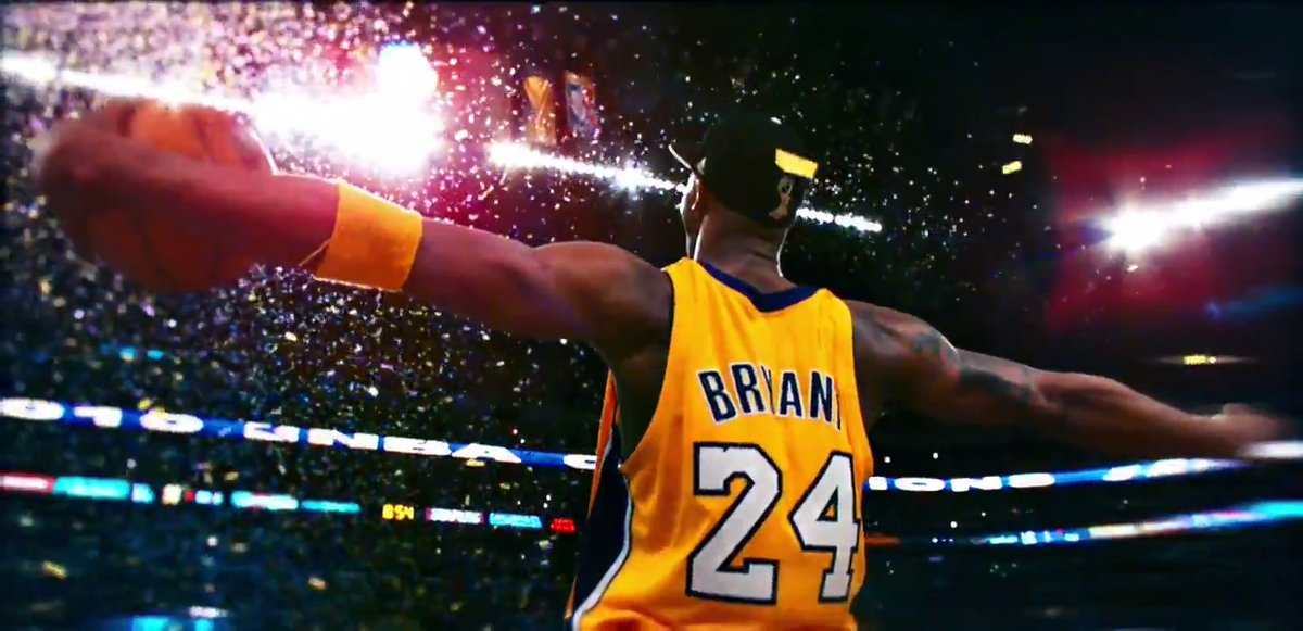Just look at this brilliant Kobe tribute with Dr Dre.