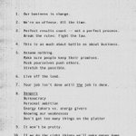 Image for the Tweet beginning: Nike and Apple principles from