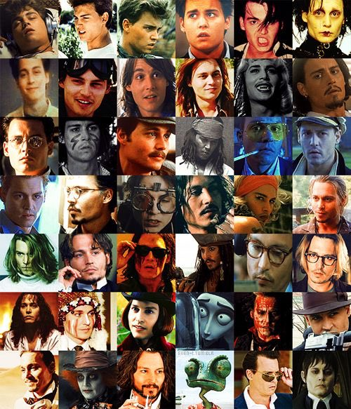 I don't know who needs to hear this, but no one has this range...  Johnny Depp is the 🐐 and that's them facts