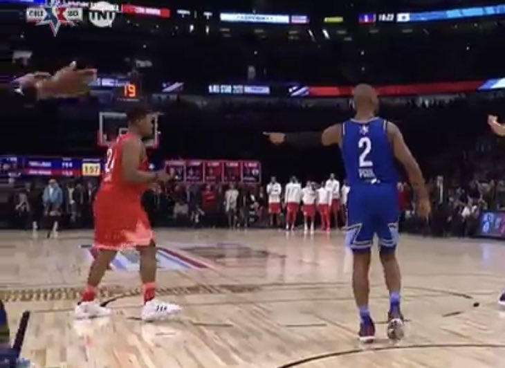 Chris Paul snitching his ass off 😂