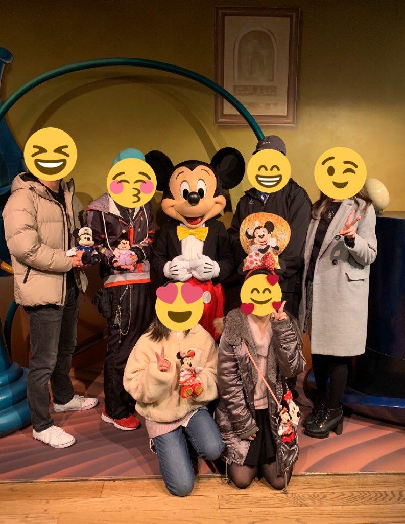 遅くなっちゃったけど今回ルクストーリー参加してくれた人ありがとうね(≧∀≦) めっちゃ楽しかったまたよろしく創英角POP体最高*\(^o^)/*笑笑 @suzu_disney_fl  @MomouraSakura_D  @Disney0802mimen  @Ryo_Chan_D  @minnie_miri  @MinnieMouse_s5  @nonnon_dyffypic.twitter.com/ydIrOTM9eo