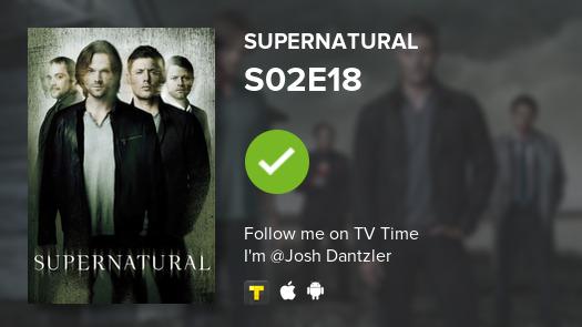 I've just watched episode S02E18 of Supernatural! #tvtime https://tvtime.com/r/1hwq9pic.twitter.com/EZnROZDps0