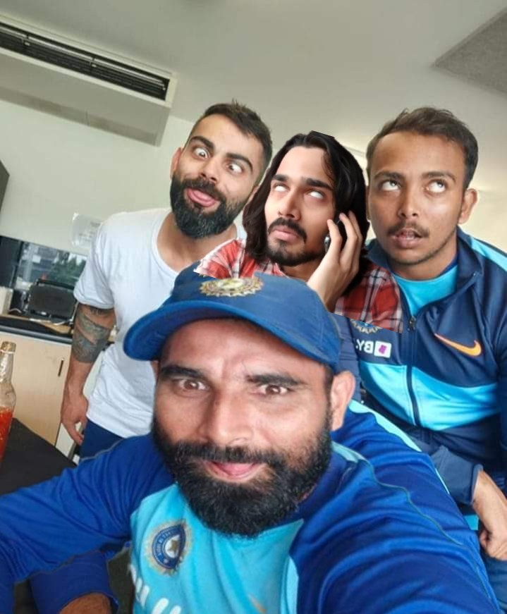 Our @Bhuvan_Bam  bhai was also there pic.twitter.com/Nw27QK2OH1