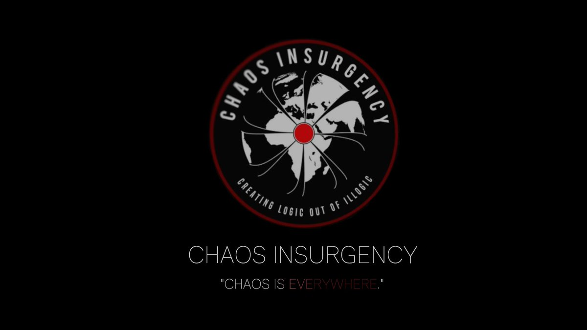 Chaos Insurgency Logo Scp Foundation Chaos Insurgency Album On Imgur Chaos Insurgents Are A Military Class That Spawn Under The Bridge In The Surface Zone Logo Line