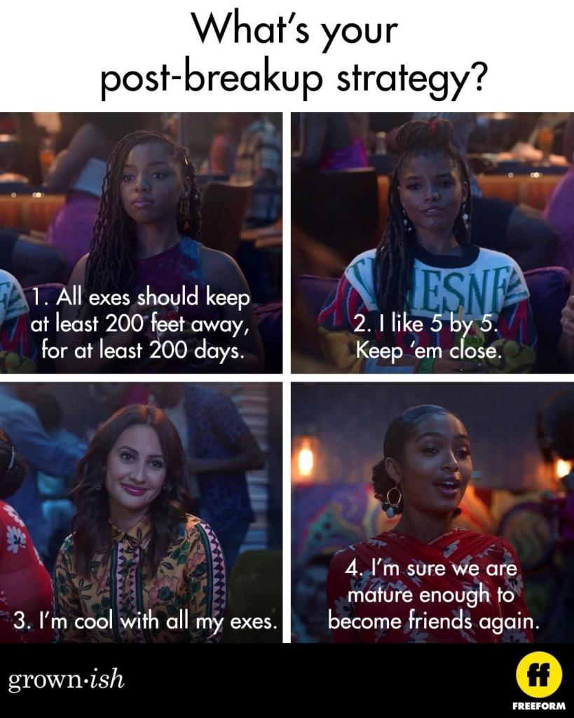 Valentine's Day is over, let's talk about break-ups