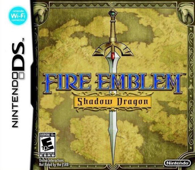Fire Emblem: Shadow Dragon for DS was released on this day in North America, 11 years ago (2009)