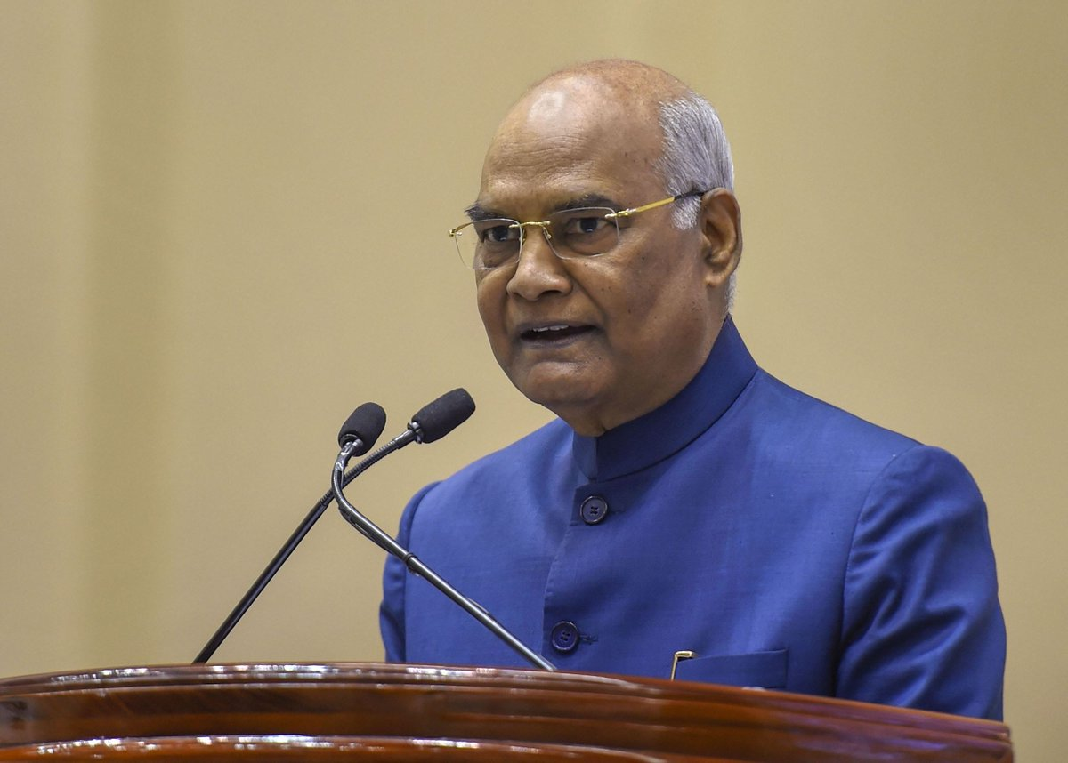 President #RamNathKovind will be on a two-day visit to Union Territory of Dadra and Nagar Haveli and Daman and Diu from today.  #NewsAlert #BreakingNews #President #Unionterritory #Updatepic.twitter.com/MIh0jT18wH