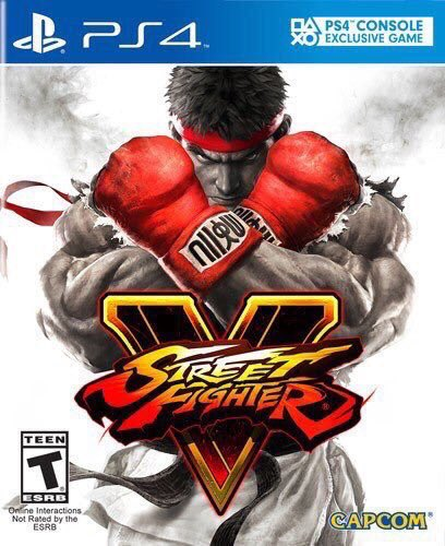 Street Fighter V for the PS4 was released on this day, 4 years ago (2016)