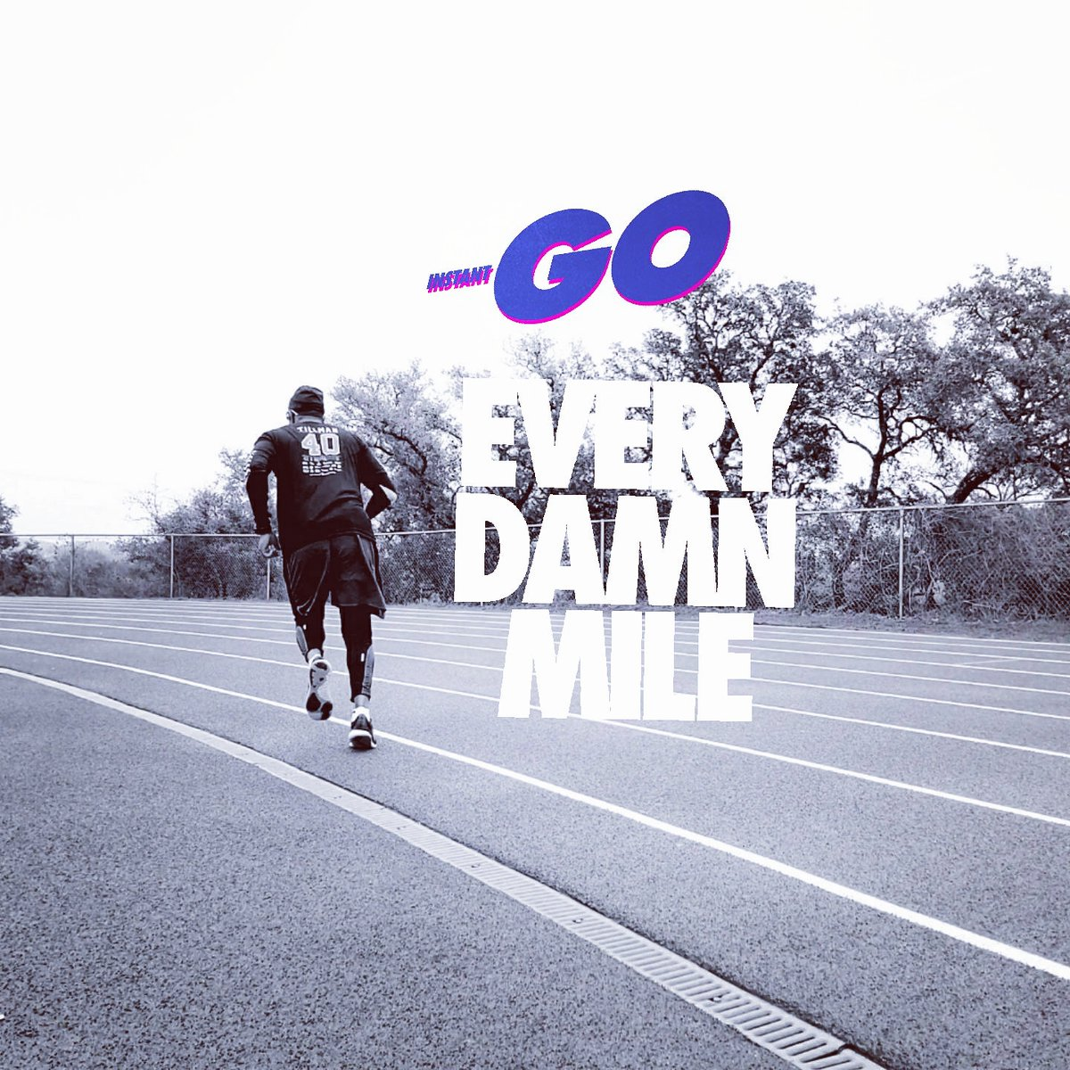 Go every damn mile. #RunSessRun  #running #run #runner #fitness #runners #trailrunning #training #instarunners #runningmotivation #marathon #k #runnersofinstagram #sport #motivation #workout #fit #instarun #triathlon #garmin #runhappy #trail #instarunner #gym #nike #corridaderua<br>http://pic.twitter.com/UixTWRi0dK