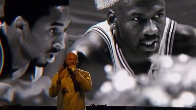 Common delivers a powerful tribute to the city of Chicago and Kobe Bryant ✊
