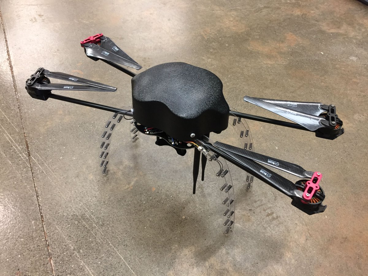 What would you do with the AeroDrone MR4? . . . #aerodrone #drone #drones #usesfordrones #tech #technology #technologyrocks #dronestagram #uav #dronebuild #dronelife #autonomous #autonomousvehicles #innovativepic.twitter.com/L5z1wcpnYx