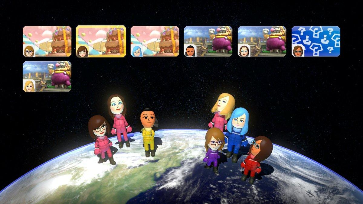 Mario Kart with my Queens- always a great time!! @nintendoqueens #nintendoqueens #ladiesnight #gamenight #MK8D #NintendoSwitchpic.twitter.com/5E01uS6bTA