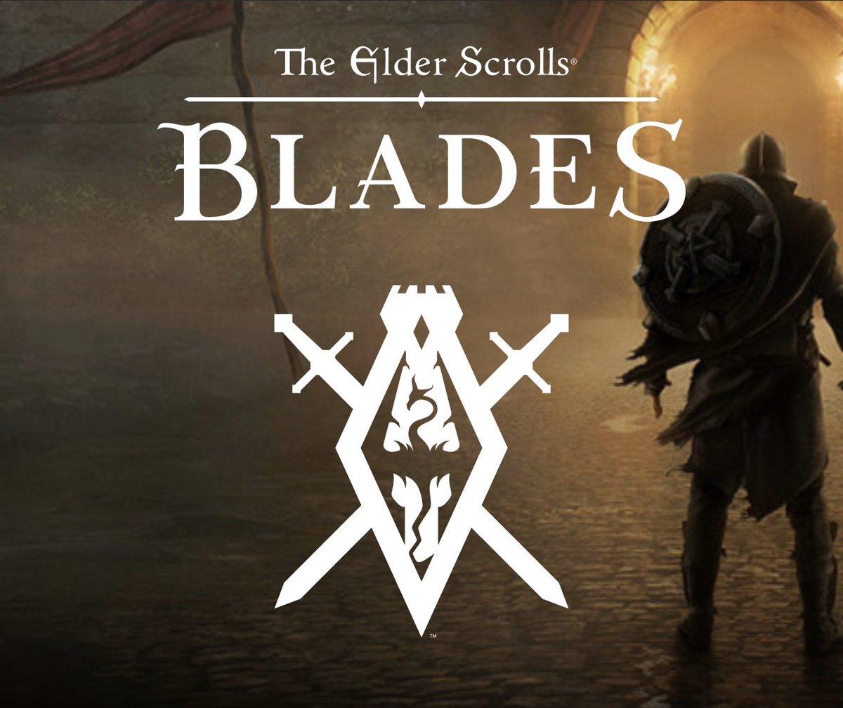 Join up #ElderScrolls #Blades #TESBlades https://apps.apple.com/us/app/the-elder-scrolls-blades/id1358476597…pic.twitter.com/kVxx3rjfuT