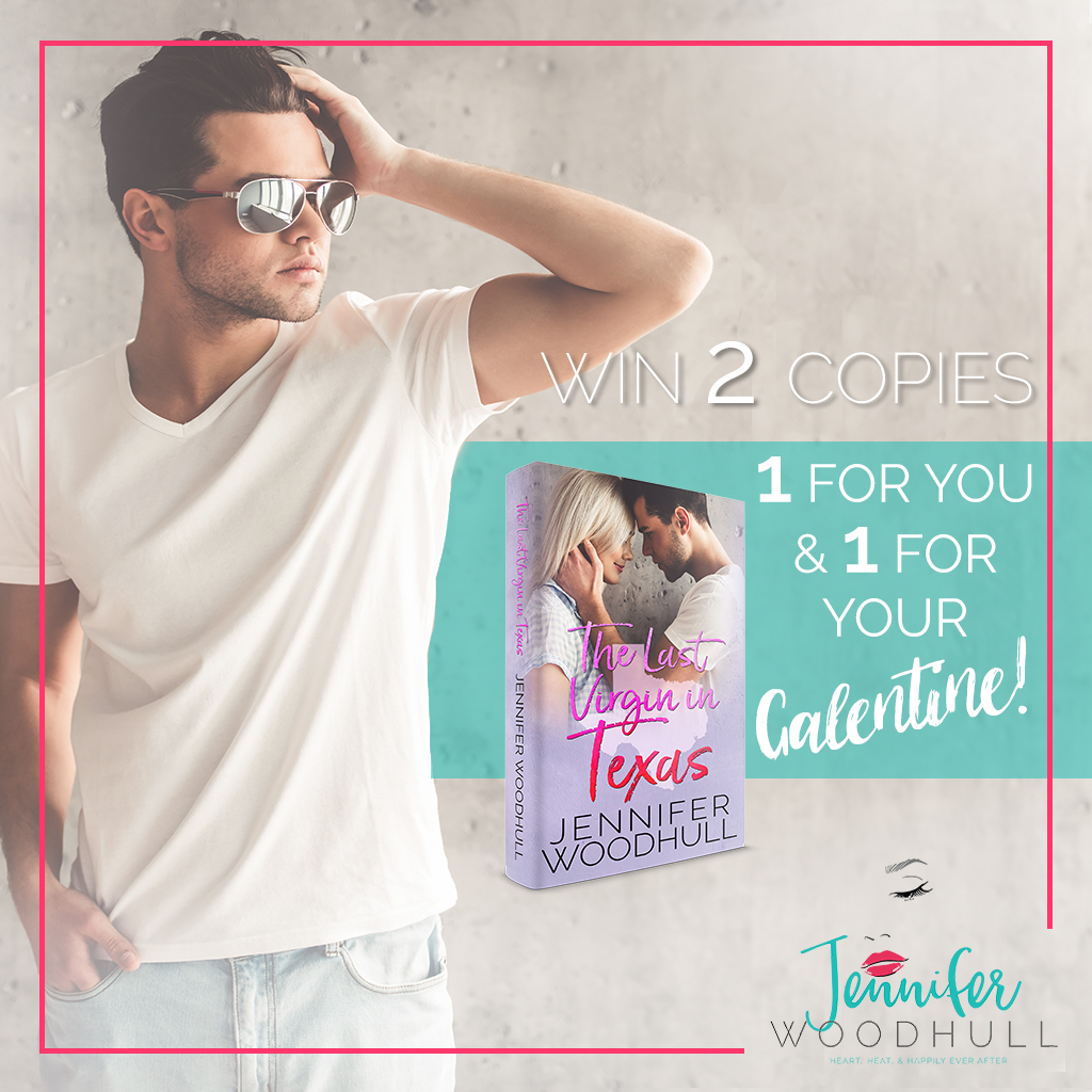 Win an ebook copy of The Last Virgin in Texas for you, and one for your Galentine! Click here to enter: ……  #ebookgiveaway #romancegiveaway #happygalentinesday #bookboyfriends #amreadingromance #freeromance