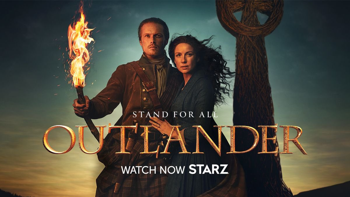 Stand by my hand West Coast... #Outlander is back!