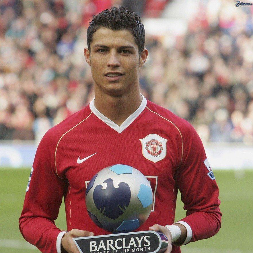 Age 21  Cristiano Ronaldo  Apps : 53 Goals : 23 Assists : 21 Trophies Won : 1  Barclays Premier League   Lionel Messi  Apps : 51 Goals : 38 Assists : 18 Trophies Won : 3 UEFA Champions League  La Liga  Copa Del Ray  Messi Wins pic.twitter.com/Ma3WttbgNY