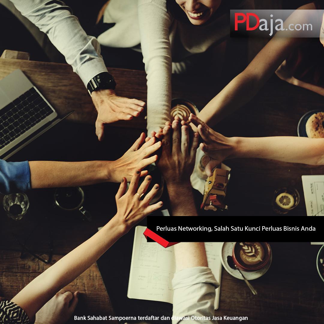 Mengembangkan Bisnis dapat dimulai dengan cara memperluas jaringan atau koneksi dari mana pun. Dari networking yang luas, Anda dapat menjangkau segala customer dalam jangkauan yang luas.  #PDajacom #SahabatPDaja #RenovasiRumah #PinjamanDana #PinjamanUang #PinjamanMudahpic.twitter.com/RPXjV0DCQo