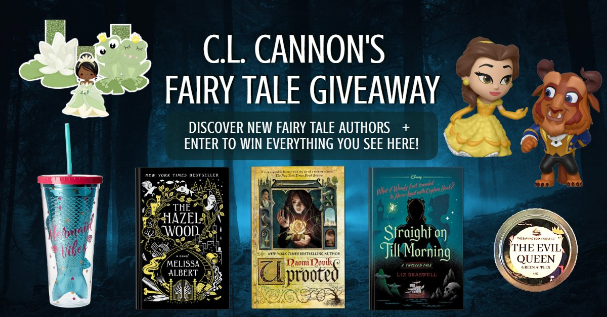 *´¨✫) ¸.•´¸.•*´¨) ✯ ¸.•*¨) ✮ (  ¸.•´✶ Fairy Tale Giveaway! Enter to #win  http://bit.ly/clfairyt #fairytale #fairytalebooks #readers #fairytails #books #bookaholics #bookworm #BookBoost #bookgiveaway