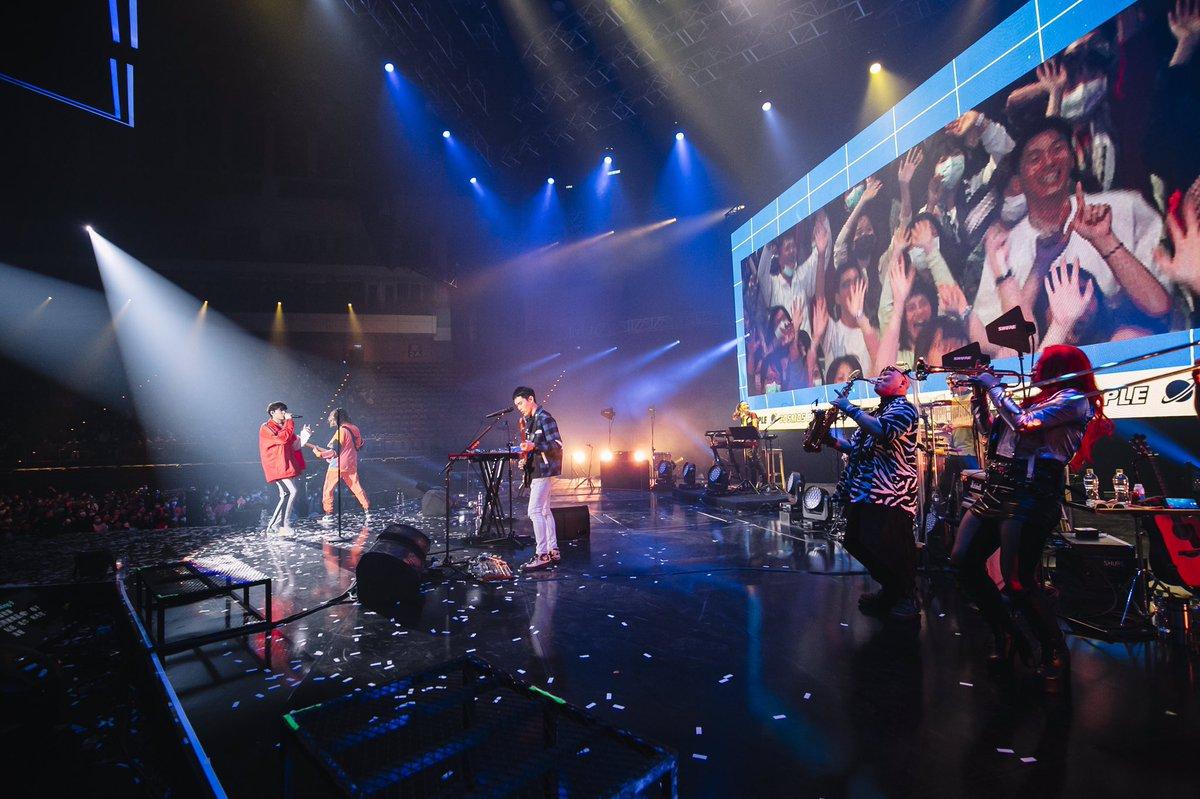 宇宙人(#CosmosPeople)  3/1東京リキッドルーム公演にゲストミュージシャンの出演決定!  武嶋聡(Sax) 村上基(Tp) 東條あづさ(Tb)  強力ホーンセクションとの宇宙人サウンドをぜひ体感してほしい!  2/29(土)大阪JANUS 3/1(日)東京リキッドルーム チケットは👉