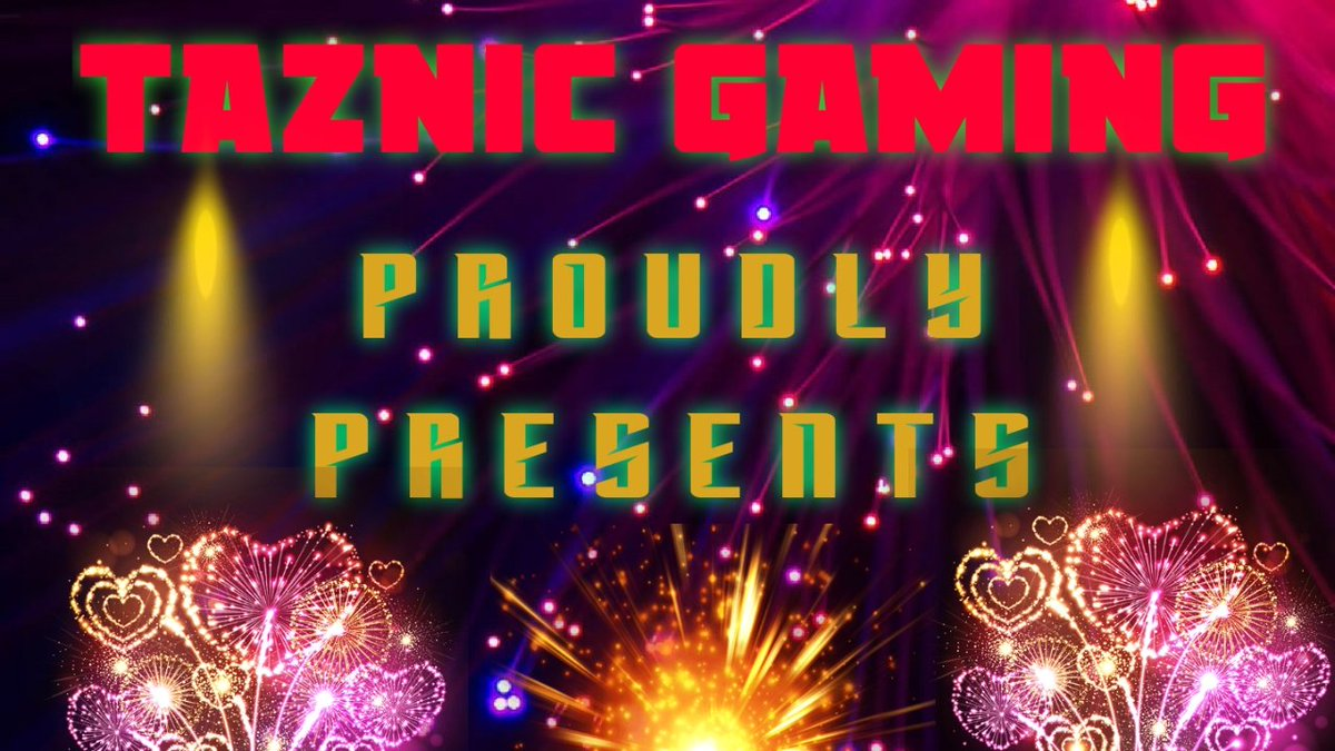 Hey folks check this out something extra special from Taznic Gaming  Really hope you like it I spent most of today putting all this together for my god daughter enjoy. She was totally wrapped with it  Awesome   Heres the thumbnail and link for you all
