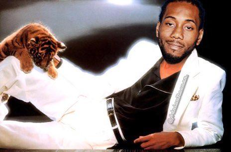 If they say Kawhi.... Kawhi.... #NBAAllStar