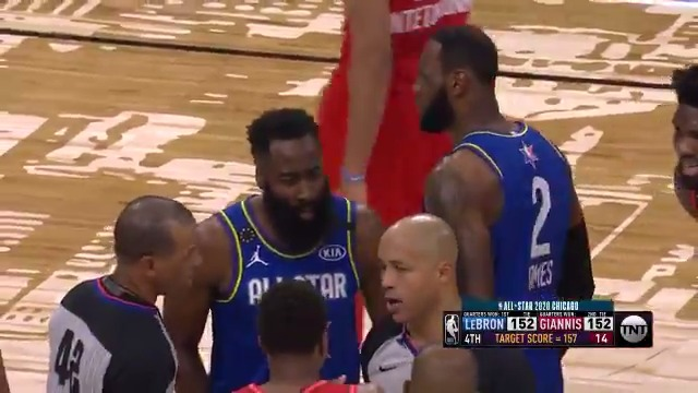 Players arguing with the refs. This game is perfect.