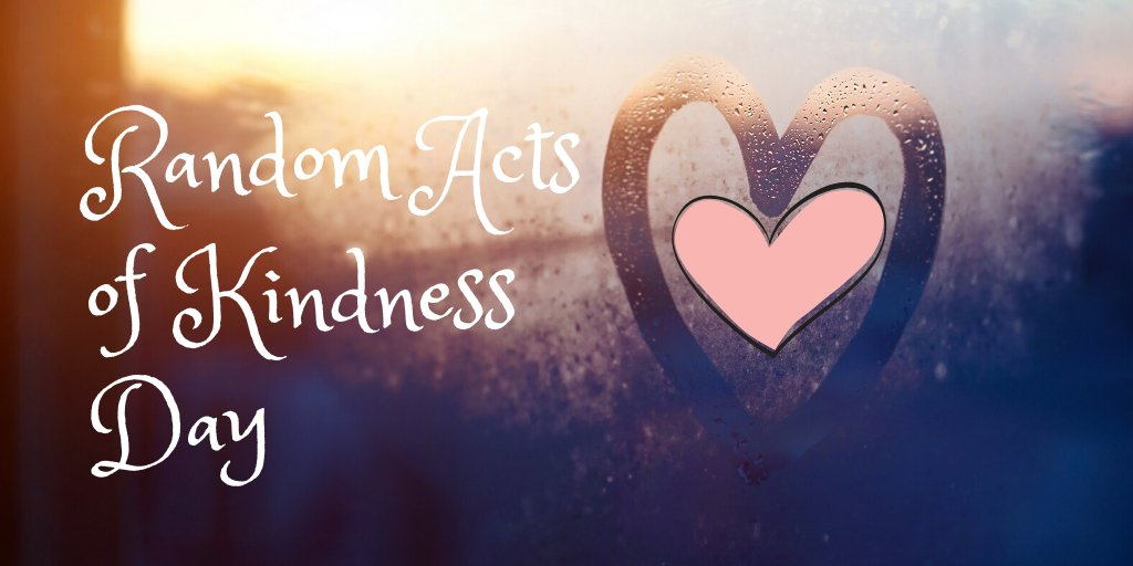 The smallest act of kindness is worth more than the grandest intention - Oscar Wilde. #RandomActsOfKindnessDaypic.twitter.com/mYAI9qRaPg