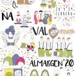 Image for the Tweet beginning: Cartel ganador CARNAVAL ALMARGEN 2020.