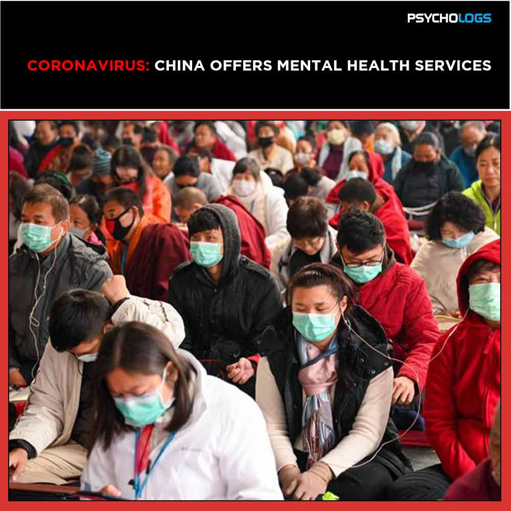 Zhongnan Hospital of Wuhan University and the Hubei Psychological Consultant Association are offering mental health services at Wuhan.  #psychology #news #coronavirus #china #mentalhealth #service #wuhanuniversity #hubei #psychological #tackle #trauma #disease #support #people