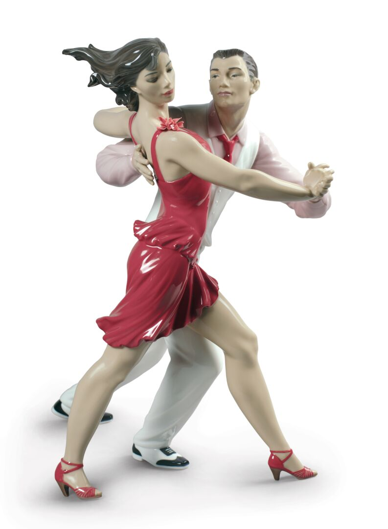 Lladro 01009146 SALSA https://www.lladrofromspain.com/ll09sa.html  Issue Year: 2015 Sculptor: José Luis Santes Size: 35x21 cm Limited Edition 3000 pieces  #lladro #salsa #dance #dancers #rhythm #Latinmusic #gift #porcelain #collectibles #decoration #art